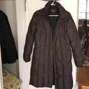 Cole Haan down coat size small